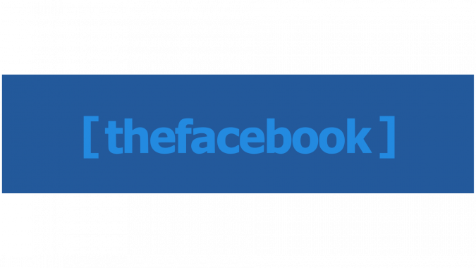 thefacebookロゴ2004-2005
